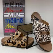 ☀️Pieds nus Méliné Shoes ☀️au rendez-vous avec ce beau Soleil 🌻 du 36 au 40 - 90,00€ - 📍 Baskets. 28 rue Paul Poirier 50400 GRANVILLE