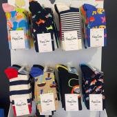 🧦Les Happy Socks sont arrivées 🧦  à découvrir à la boutique 👣 📍 Baskets. 28 rue Paul Poirier 50400 GRANVILLE 😍